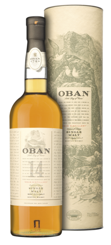 Oban 14 Years 70CL
