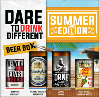Dare To Drink Different Zomer