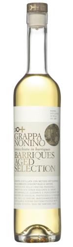 Nonino Barriques Aged Selection