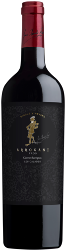 Arrogant Frog Cabernet Sauvignon Single Vineyard 75CL