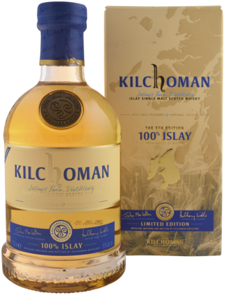 Kilchoman Islay 5th edition 70CL