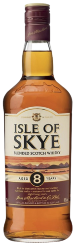 Isle of Skye 8 Years