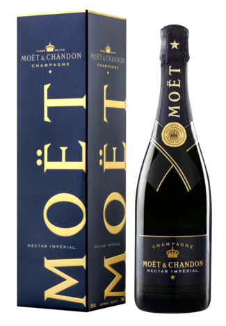 Moët & Chandon Nectar Giftpack 75CL GIFTPACK