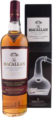 Macallan Makers Edition 70CL
