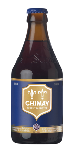 Chimay Blauw 33CL