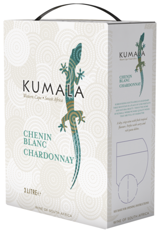 Kumala Chenin Chardonnay Bag in Box
