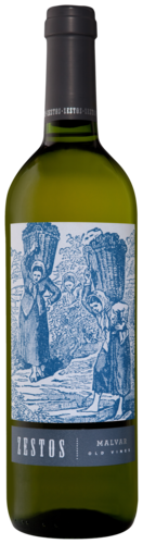 Vinos Atlantico Zestos Blanco Old Vines'17