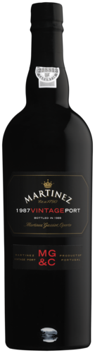 Martinez 1987 Vintage Port