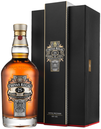 Chivas Regal 25 years 70CL