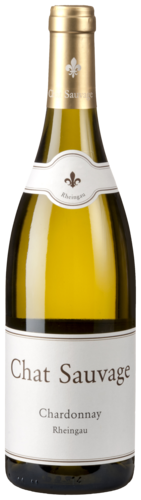 Chat Sauvage Chardonnay 2015 75CL