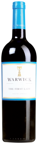 Warwick Wine Estate First Lady Red 75CL