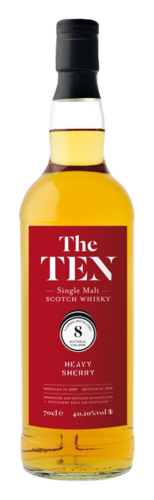 The Ten #08 Tamdhu Sherry