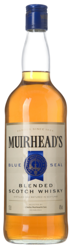 Muirhead's Scotch Whisky 100CL