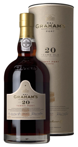 Graham's Aged Tawny 20 Years 75CL