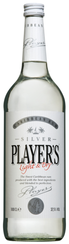 Player's Rum Silver 100CL