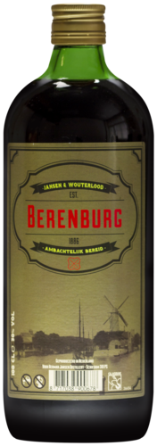 Jansen en Wouterlood Berenburg 100CL