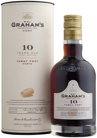 Graham's 10 year old tawny 20cl NV