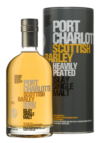 Bruichladdich Scottish Barley Port Charlotte 70CL