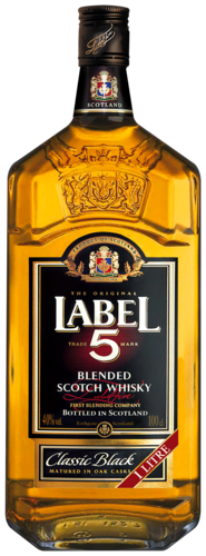 Label 5 100CL
