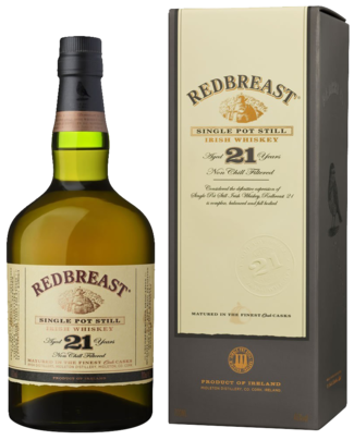 Red Breast 21 Years