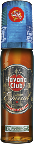 Havana Club Añejo Especial 70CL+TIN