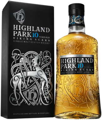 Highland Park 10 Years Viking Scars