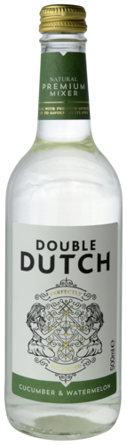 Double Dutch Cumumber & Watermelon Tonic