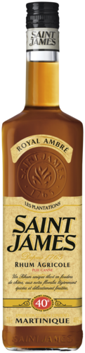 St James Rhum Royal Ambre Agricole