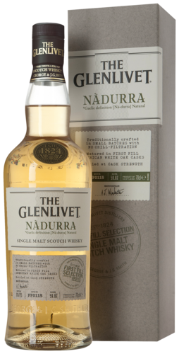 The Glenlivet Nadurra First Fill