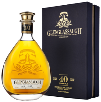 Glenglassaugh 40 years 70CL