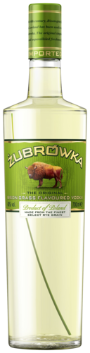 Zubrovka Bison Grass 70CL