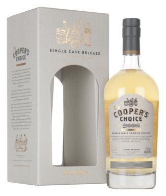 Coopers Choice Port Charlotte 8 Years 70CL