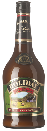 Holiday Cream Liqueur