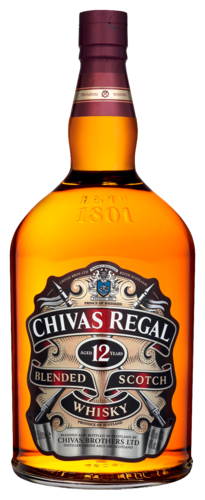 Chivas Regal 12 years 450CL