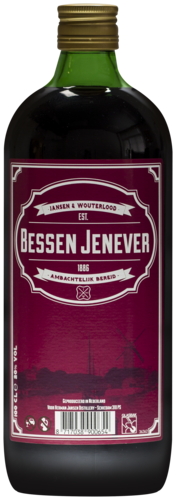 Jansen en Wouterlood Bessenjenever 100CL