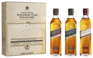 Johnnie Walker Explorer's Club Set