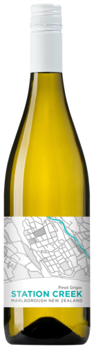 Station Creek Pinot Grigio 75CL