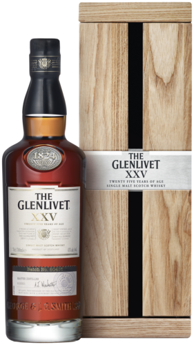 The Glenlivet 25 Years