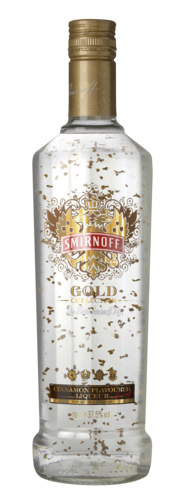Smirnoff Gold Vodka 70CL