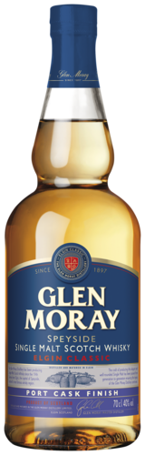 Glen Moray Classic Portwood Finish