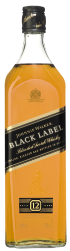 Johnnie Walker Black 12 Years 100CL