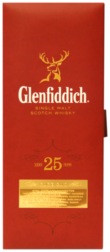 Glenfiddich 25 Years 70CL