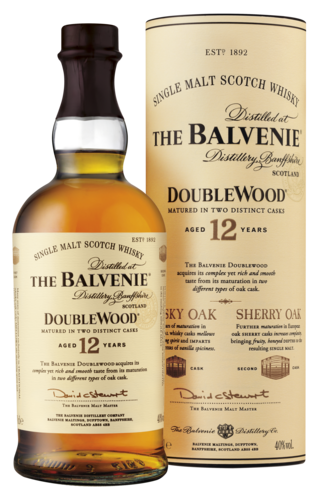 The Balvenie DoubleWood 12 Years 70CL