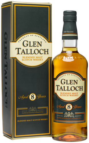 Glen Talloch 8 Years Blended Malt