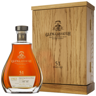 Glenglassaugh 51 years 70CL