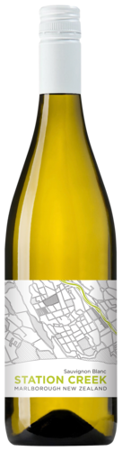 Station Creek Sauvignon Blanc 75CL