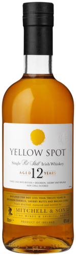 Mitchell & Son Yellow Spot 12 Years