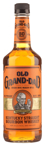 Old Grand Dad 70CL