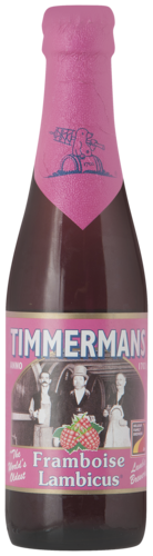 Timmermans Framboos 25CL