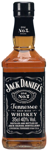 Jack Daniel's Tennessee 35CL